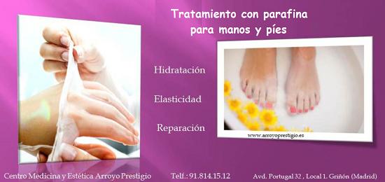 parafina-tratamiento